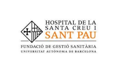 Convenio de Colaboración entre la Fundació de Gestió Sanitària de l'Hospital de la Santa Creu i Sant Pau y ACMAH